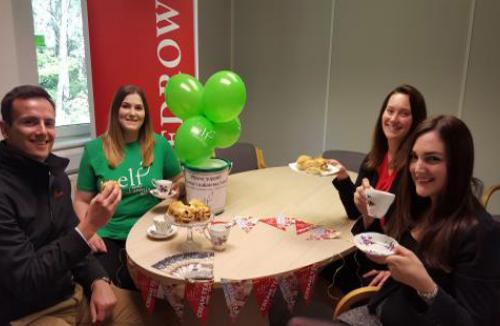 Redrow Cream Tea